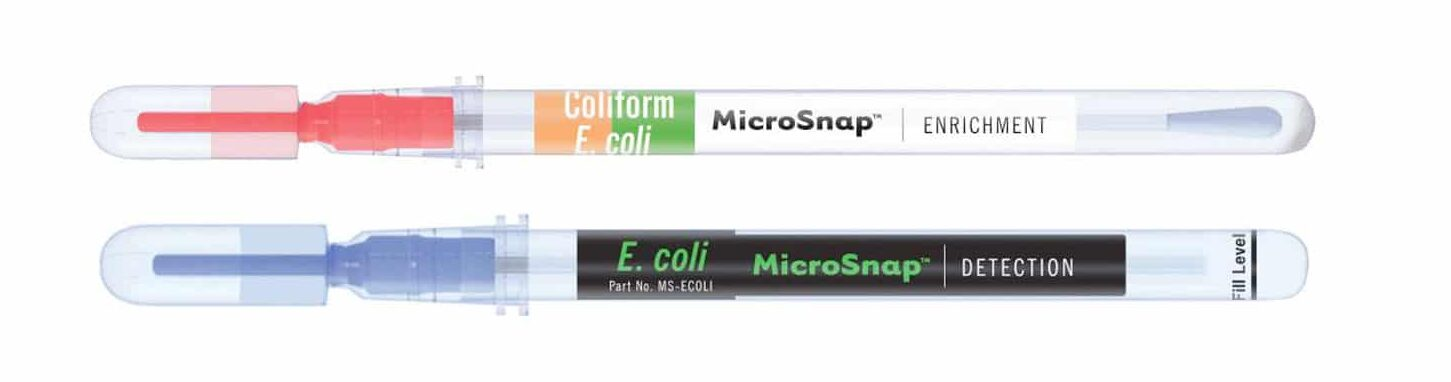 MicroSnap E. Coli