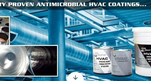 HVAC Antimicrobial Coatings