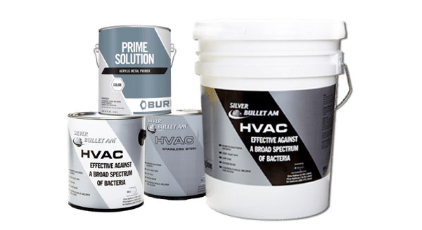 hvac antimicrobial coating products